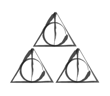 triforce_meets_deathly_hallows_by_numonik-d4dnw4s